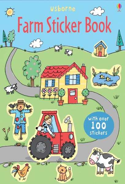 Farm sticker book [0]