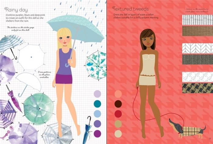 Fashion designer autumn collection [3]