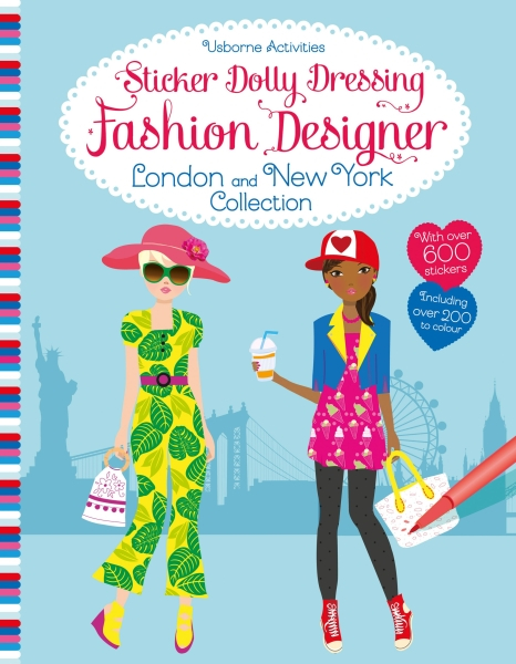 Fashion designer London and New York collection [0]