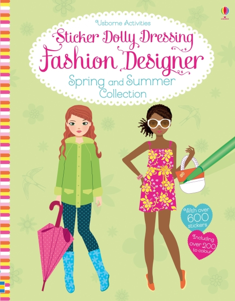 Fashion designer Spring and Summer collection [0]
