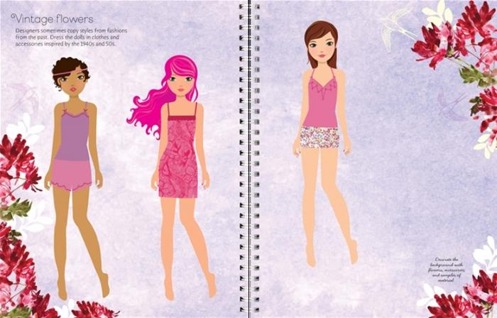 Fashion designer spring collection [1]