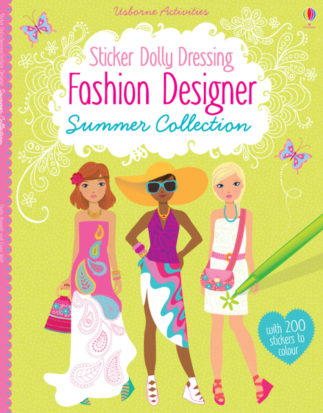 Fashion designer summer collection [0]