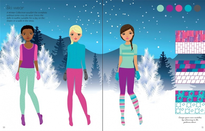 Fashion designer winter collection [2]