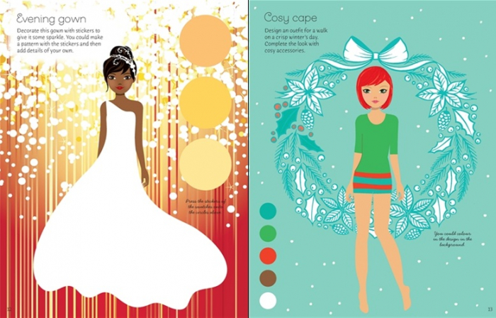 Fashion designer winter collection [3]