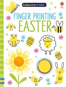 Finger printing Easter [0]