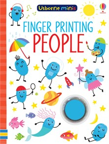 Finger printing people [0]