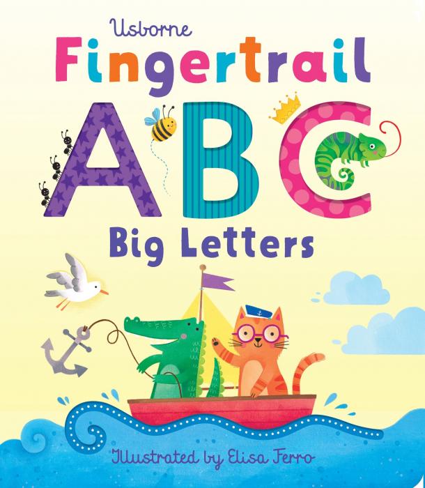 Fingertrail ABC Big Letters [0]