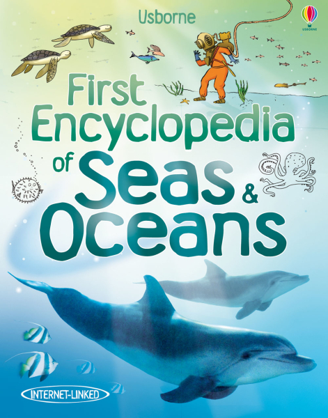 First encyclopedia of seas and oceans [0]