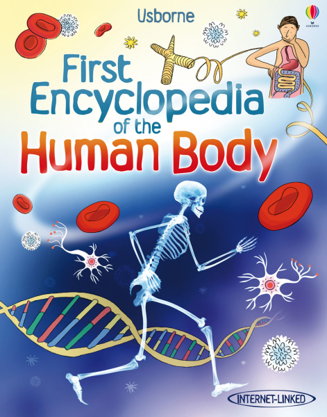 First encyclopedia of the human body [0]