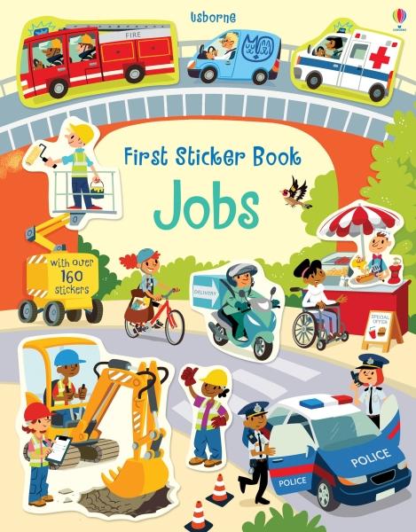 First sticker book Jobs [0]
