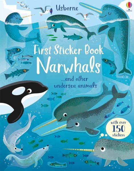 First Sticker Book Narwhals [0]