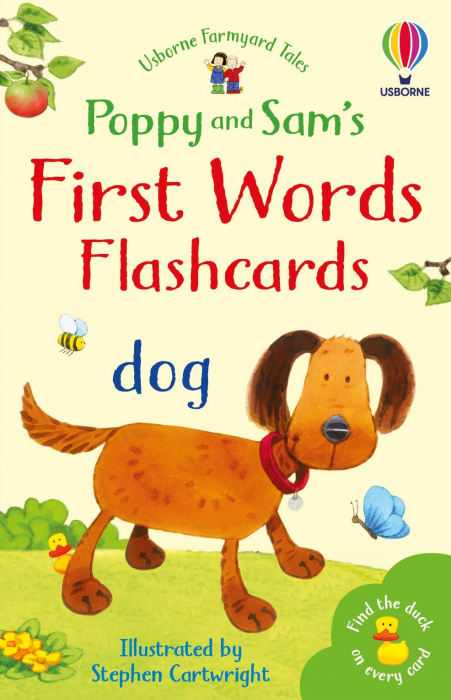 First Words Flashcards (Farmyard Tales) [0]