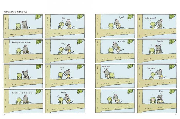 Gândurile unei broscuțe [2]