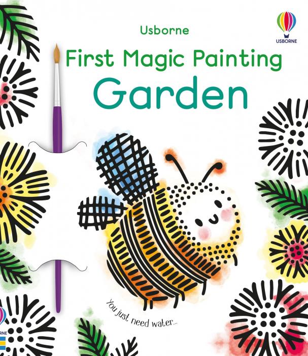 Garden First Magic Painting [4]