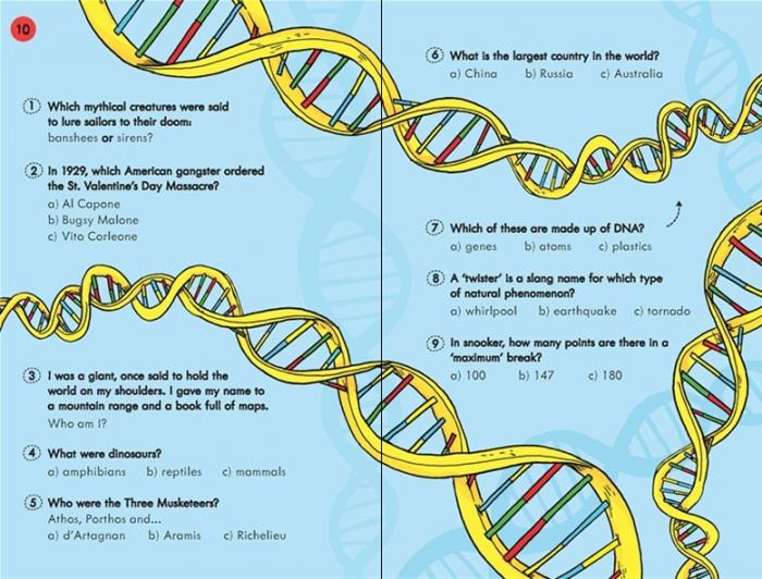 General knowledge quizzes [3]