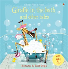 Giraffe in the bath and other tales with CD [0]