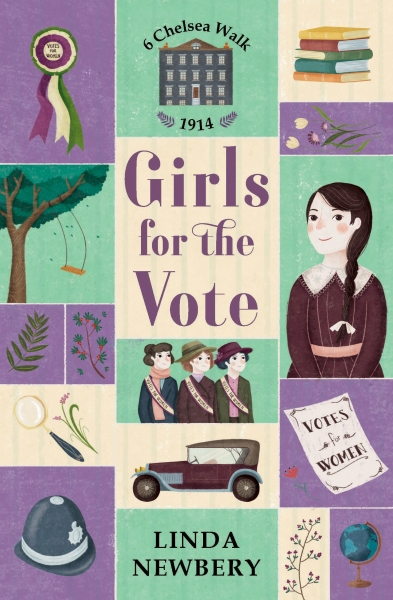 Girls for the Vote [0]