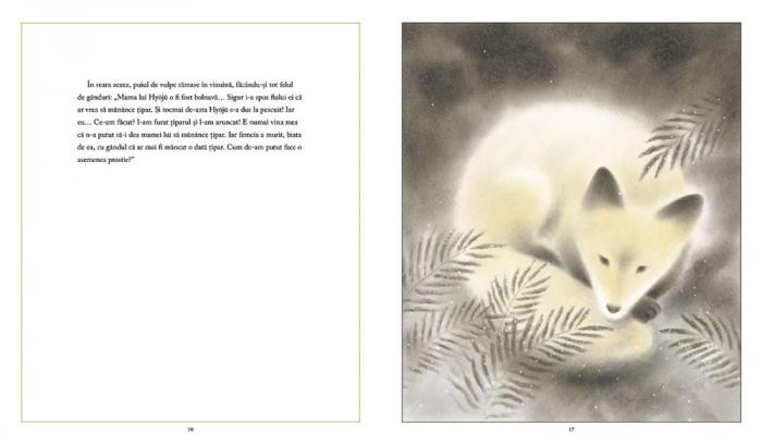 Gon, puiul de vulpe [3]