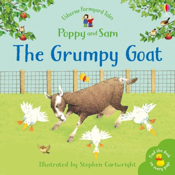 Grumpy Goat [0]