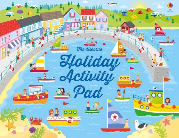 Holiday activity pad [0]