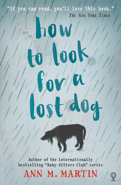 How to Look for a Lost Dog [0]