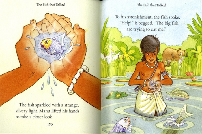 Illustrated stories from around the world [5]