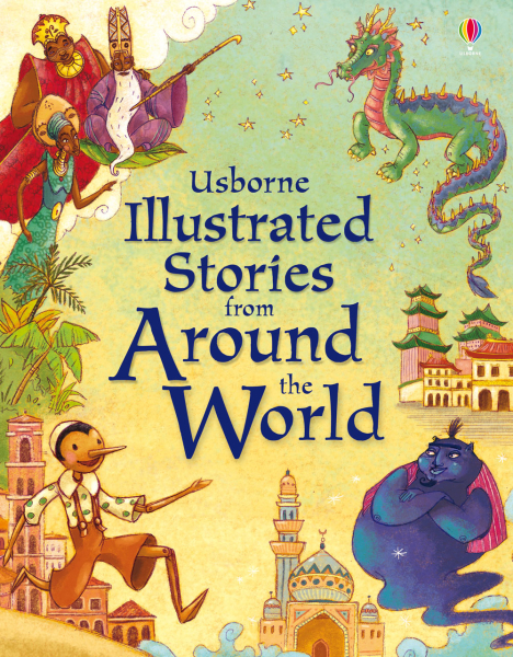 Illustrated stories from around the world [0]