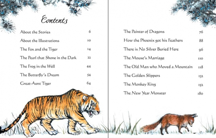 Illustrated stories from China [1]