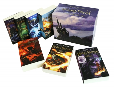 Harry Potter Boxed Set by J K Rowling  [3]
