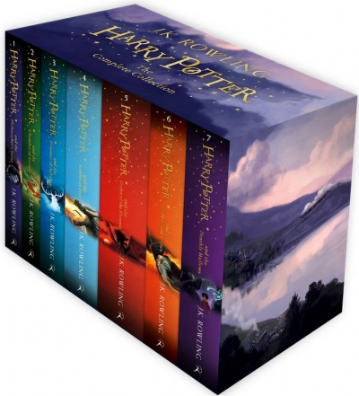 Harry Potter Boxed Set by J K Rowling  [0]