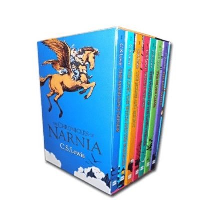 The Chronicles of Narnia 7 Books Box Set Collection [2]