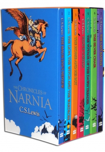 The Chronicles of Narnia 7 Books Box Set Collection [0]