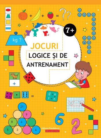 JOCURI LOGICE SI DE ANTRENAMENT. 7 ANI+ [0]