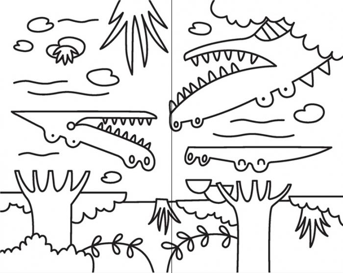 Jungle play pad [4]
