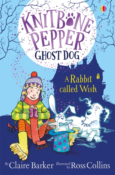Knitbone Pepper Ghost Dog: A Rabbit Called Wish [0]