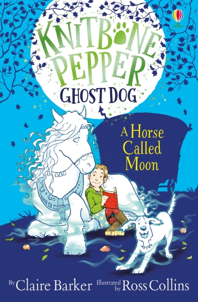 Knitbone Pepper Ghost Dog and a Horse called Moon [5]