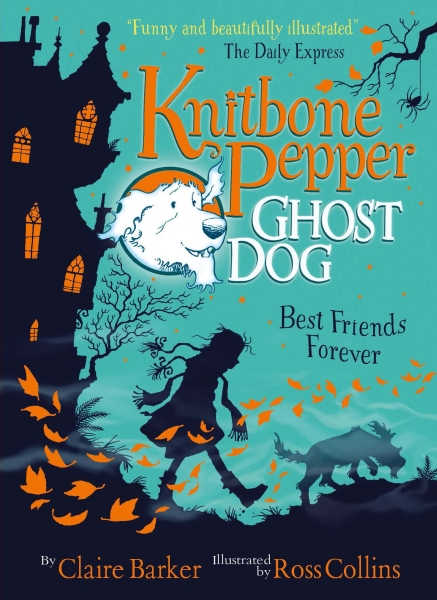 Knitbone Pepper Ghost Dog: Best Friends Forever [0]