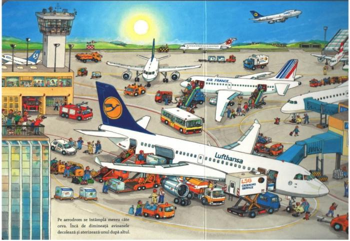 La drum cu avionul [1]