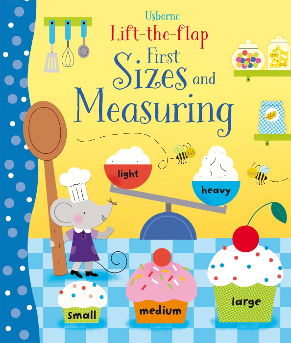 Lift-the-flap first sizes and measuring [0]