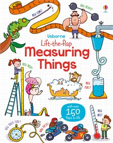Lift-the-flap measuring things [0]