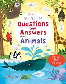 Lift-the-flap questions and answers about animals [0]