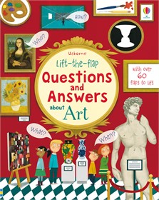 Lift-the-flap questions and answers about art [0]