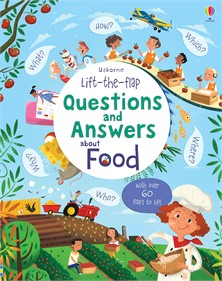 Lift-the-flap questions and answers about food [0]