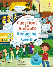 Lift-the-Flap Questions and Answers About Recycling and Rubbish [0]