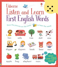 Listen and learn first English words [0]