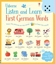 Listen and learn first German words [0]