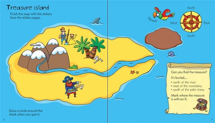 Little children's activity book [1]