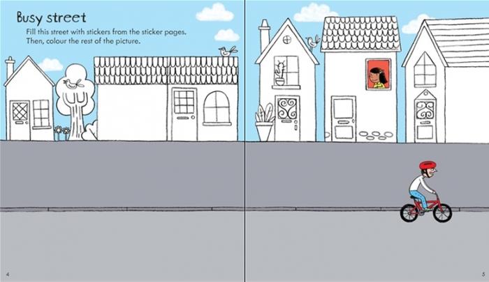 Little children's rainy day activity book [2]