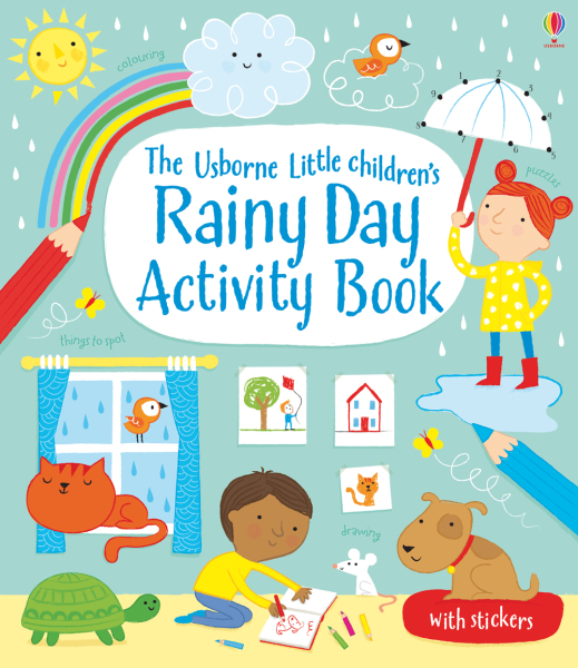 Little children's rainy day activity book [0]