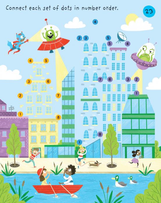 Little Children's Superheroes Puzzles [6]